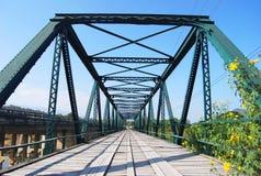 Ponte histórica Foto de Stock Royalty Free
