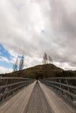 Ponte histórica Imagem de Stock Royalty Free