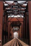 Ponte histórica Fotografia de Stock Royalty Free