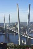 Ponte Horn dorato Fotografia Stock Libera da Diritti