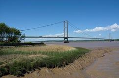 Ponte Humber, Barton Upon Humber Il Regno Unito immagini stock