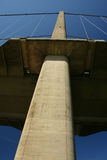 Ponte Humber, Kingston sopra il guscio fotografia stock libera da diritti
