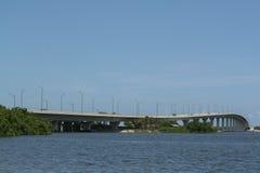 Ponte indiana da rua Fotografia de Stock Royalty Free