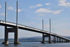 Ponte Inverness Escócia de Kessock foto de stock