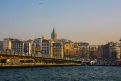 Ponte Istambul Turquia fotos de stock