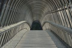 Ponte japonesa - Paris foto de stock royalty free