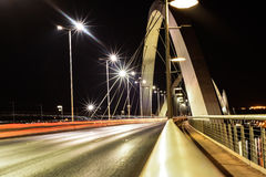 Ponte Juscelino Kubistchek et x28 ; JK Bridge& x29 ; Photo stock