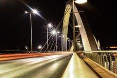 Ponte Juscelino Kubistchek (JK Bridge) Stock Photo