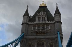 Ponte a Londra Fotografia Stock