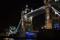 Ponte Londra della torre Immagine Stock