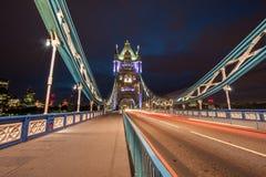 Ponte Londres da torre Fotografia de Stock Royalty Free