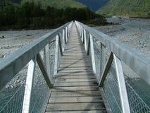 Ponte longa Fotos de Stock Royalty Free