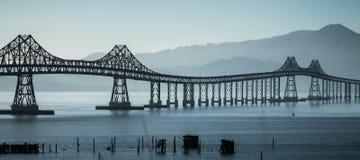 Ponte longa Imagens de Stock