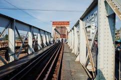 Ponte longa de Bien Fotos de Stock
