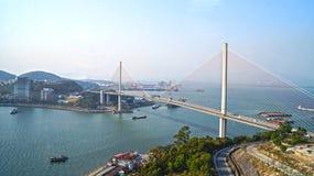 Ponte longa do Ha dia Imagem de Stock