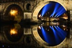 Ponte Magico Fotografia de Stock