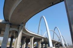 Ponte moderna Foto de Stock Royalty Free