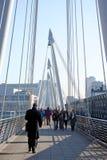Ponte moderna Fotos de Stock Royalty Free