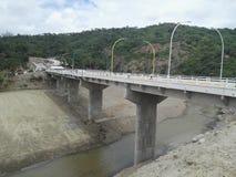 Ponte moderna do campo Imagem de Stock