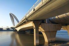 Ponte moderno Fotografia Stock