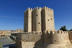 Ponte na Espanha de Córdova - natureza e fundo da arquitetura Imagens de Stock