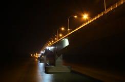 Ponte 3, Nakhon Phanom Tailandia di amicizia di Tailandese-laotiano Fotografia Stock Libera da Diritti