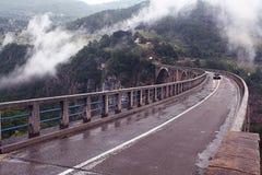 Ponte nas montanhas Fotografia de Stock