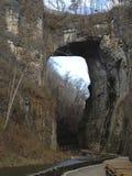 Ponte natural, Virgínia imagens de stock royalty free