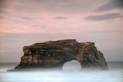 Ponte naturale Immagine Stock