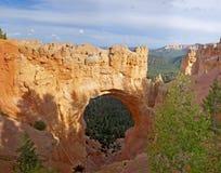 Ponte naturale, Bryce Canyon National Park Fotografia Stock