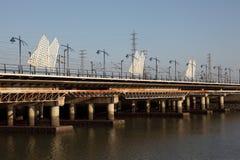 Ponte no EL Puerto de Santa Maria Imagens de Stock