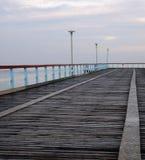 Ponte no mar Foto de Stock