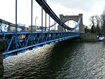 Ponte no wroclaw, poland Imagens de Stock Royalty Free
