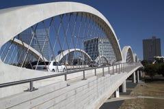 7a ponte ocidental da rua em Fort Worth do centro Imagens de Stock