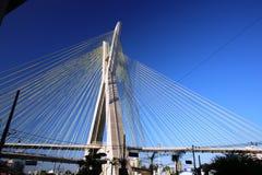 Ponte Octavio freddo verde oliva immagini stock libere da diritti