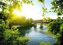 Ponte Palatino, Italy Royalty Free Stock Photos
