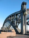 Ponte Peter o grande. Foto de Stock Royalty Free