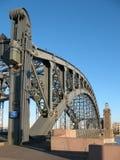 Ponte Peter o grande. Imagens de Stock
