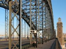 Ponte Peter o grande. Fotos de Stock