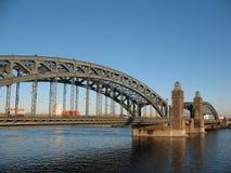 Ponte Peter o grande. Imagem de Stock Royalty Free