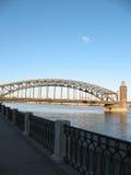 Ponte Peter o grande. Fotografia de Stock Royalty Free