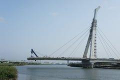 Ponte quebrada Imagens de Stock Royalty Free