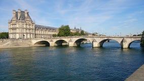 Ponte real Foto de Stock Royalty Free