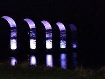 Ponte real da beira fotos de stock