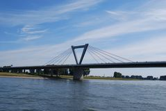 Ponte, Reno, rio imagens de stock royalty free
