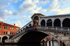 Ponte Rialto Stock Photo