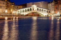 Ponte Rialto Venezia Royalty Free Stock Photo