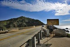 Ponte rochosa da angra Foto de Stock