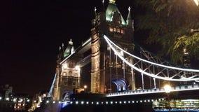 Ponte romântica Fotografia de Stock Royalty Free