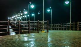 Ponte romântica Foto de Stock